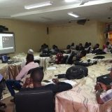 Training reporting: Harnessing the power of Mobile phone apps for Air pollution Monitoring at  Abdou Moumouni University