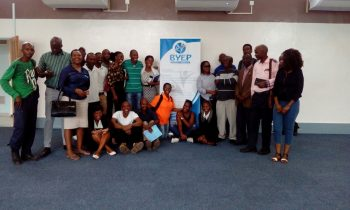 Skills for development training in Botswana