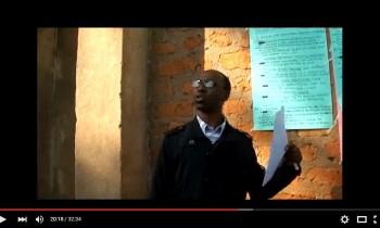 Our Volunteers in Kenya – Training