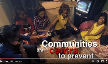 Communities play a key role with AIDS prevention