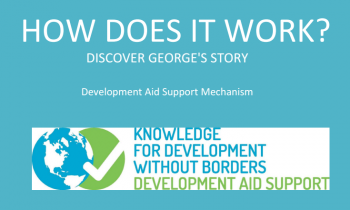 HOW DOES IT WORK? Discover George's story