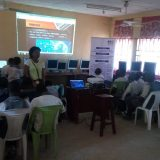 Training reporting: BASIC ICT TRAINING FOR TEENAGERS INVOLVED IN FAMILY FARMING IN ABUJA, NIGERIA