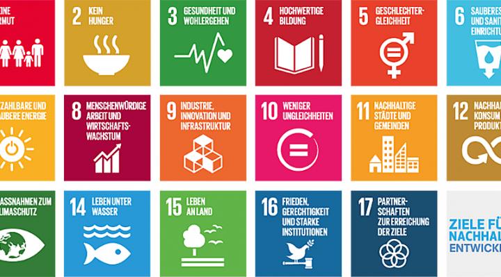 Nachhaltige Entwicklung – Agenda 2030 / SDGs Bundeskanzleramt